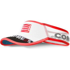 Compressport UltraLight Visor white